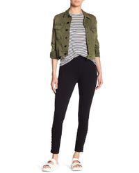 Lush - Side Lace Up Leggings - Lyst