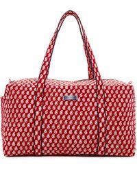 Vera Bradley - Large Duffel Bag - Lyst