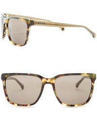 Brooks Brothers - Men's Square Sunglasses - Lyst