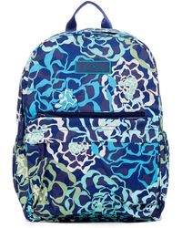 Vera Bradley | Lighten Up Just Right Backpack | Lyst