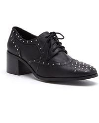 Matisse - Fleur Faux Leather Heeled Oxford - Lyst