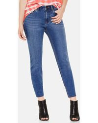 Vince Camuto | Five-pocket Stretch Skinny Jeans | Lyst
