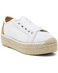Matt Bernson - Eze Platform Espadrille Sneaker - Lyst