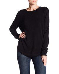 Sweet Romeo - Solid Raglan Sweater - Lyst