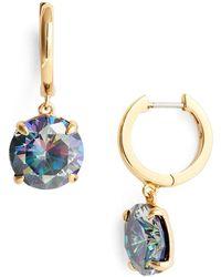 Kate Spade - Bright Idea Drop Earrings - Lyst