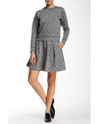 Orla Kiely - Printed Skirt - Lyst