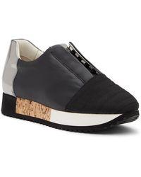 Attilio Giusti Leombruni - Cork Platform Sneaker - Lyst