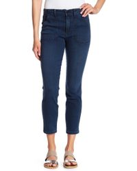 Level 99 - Utility Skinny High Rise Jeans - Lyst