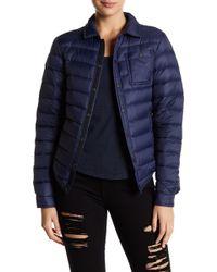 Slate & Stone - Sarah Lightweight Puffer Jacket - Lyst
