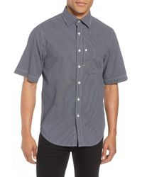 G-Star RAW - Bristum Straight Ref Shirt - Lyst