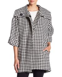 James Jeans - Paulina Shawl Collar Coat - Lyst