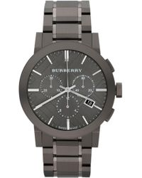 Burberry - Men's The City Bracelet Watch - Lyst