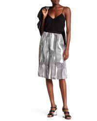 Corey Lynn Calter - Alicia Pleated Skirt - Lyst