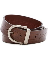 Tommy Bahama - First Mate Xl Leather Belt - Lyst