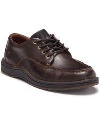 Born - Leon Moc Toe Shoe - Lyst