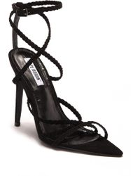 Cape Robbin - Angela Braided Wrap Sandal - Lyst