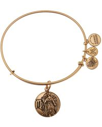 ALEX AND ANI - Virgo Expandable Bangle - Lyst