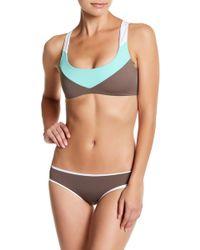 IMSY Swim - Leia Reversible Bikini Bottom - Lyst