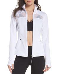 Zella - Revolve Jacket - Lyst