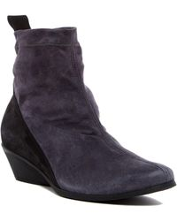 Arche - Olam Wedge Bootie - Lyst