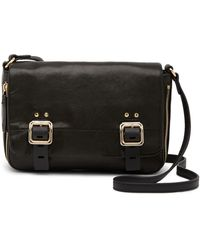 Vince Camuto - Delos Leather Crossbody Bag - Lyst