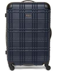 "Ben Sherman - Nottingham 24"" 4-wheel Upright Suitcase - Lyst"