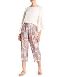 On The Road - Rover Cropped Pants - Lyst