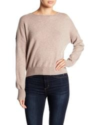 Skull Cashmere - Lou Skull Embroidered Cashmere Sweater - Lyst