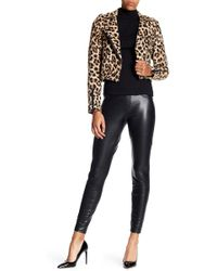 Hue - Leatherette Faux Leather Leggings - Lyst