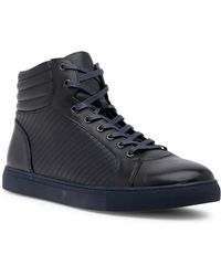 Zanzara - Youse Leather High-top Trainer - Lyst