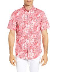 Vineyard Vines - At Sea Tucker Slim Fit Sport Shirt - Lyst