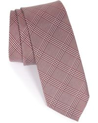 1901 | 'seagar' Plaid Silk Tie | Lyst