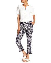 219a8e9446 Trina Turk - Maiden Lane Print Pants - Lyst