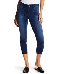 1822 Denim - Butter Stretch Crop Jeans - Lyst