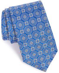John W. Nordstrom - Medallion Silk Tie - Lyst