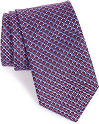 John W. Nordstrom - Geometric Silk Tie - Lyst