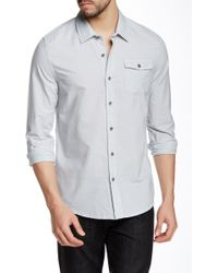 Travis Mathew - Shawshank Regular Fit Shirt - Lyst