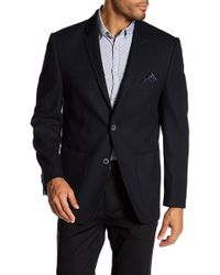 Bugatchi - Patch Pocket Blazer - Lyst