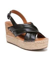 Sarto - Niva Espadrille Wedge Sandal (women) - Lyst