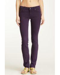 Level 99 - Lily Skinny Straight Leg Jeans - Lyst