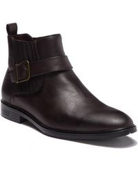 Guess - Corio Buckle Boot - Lyst
