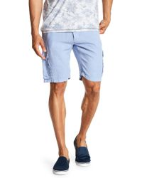 Benson - Linen Cargo Pants - Lyst