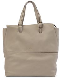 Furla - Dori Medium Leather Tote - Lyst