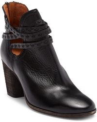 Frye - Naomi Pick-stitch Shootie - Lyst