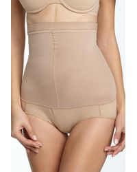 Spanx | Higher Power Shaping Brief | Lyst