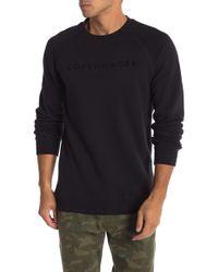 Lindbergh - Printed Long Sleeve Sweatshirt - Lyst