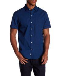 DL1961 - Bowery & Bleecker Slim Fit Shirt - Lyst