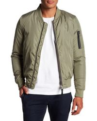KUWALLA - Essential Antares Bomber Jacket - Lyst