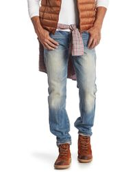 PRPS - 5 Year Wash Straight Leg Jeans - Lyst