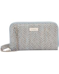 Sorial - Rubina Leather Chain Wallet Bag - Lyst